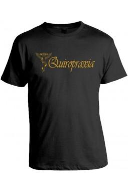 Camiseta Universitária Quiropraxia
